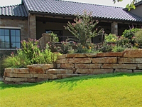 Landscapes and Retaining Walls