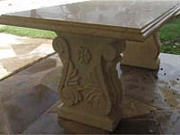 Stone Tables and Benches